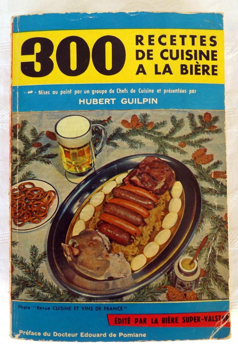 300 recettes de cuisine à la bière