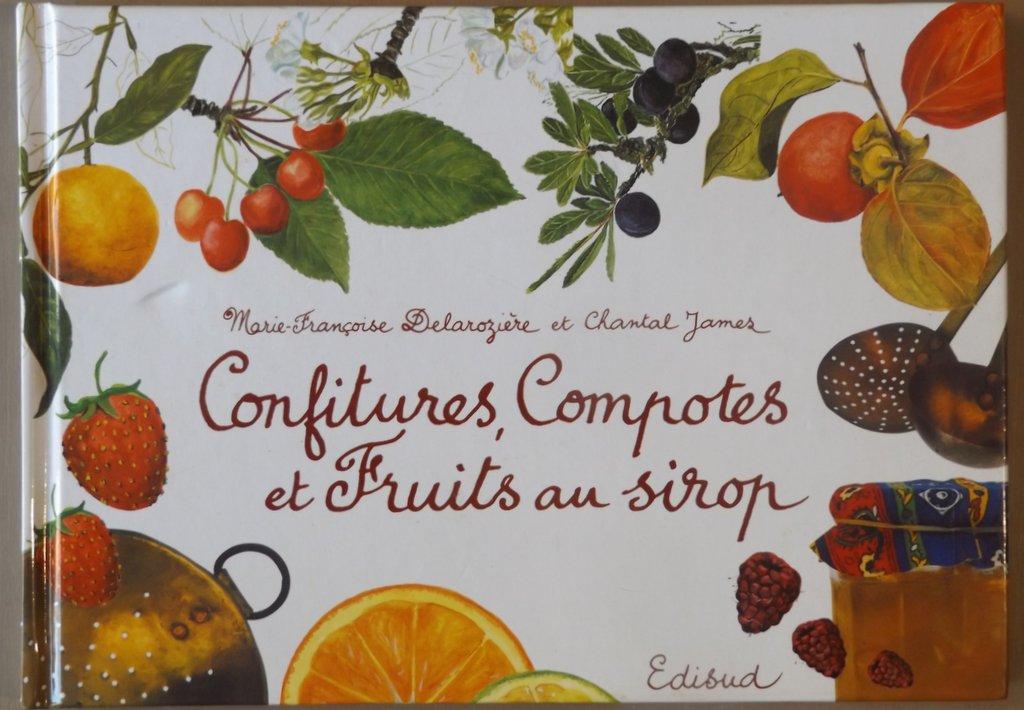 Sirop le festin de babette - Fruits au sirop maison ...