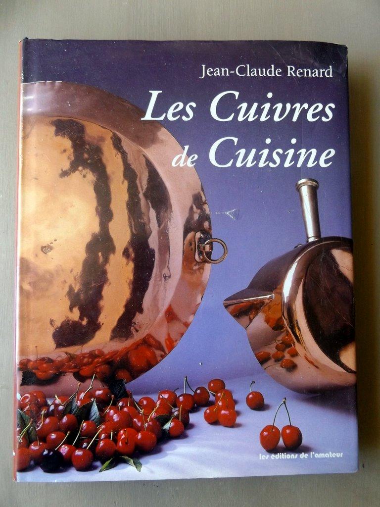 Renard Jean Claude Les Cuivres De Cuisine Le Festin De Babette