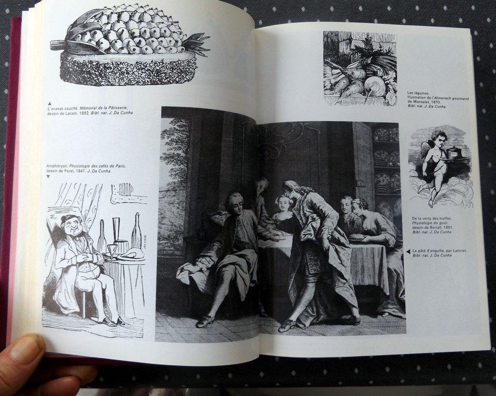 Castelot Andre L Histoire A Table Si La Cuisine M Etait